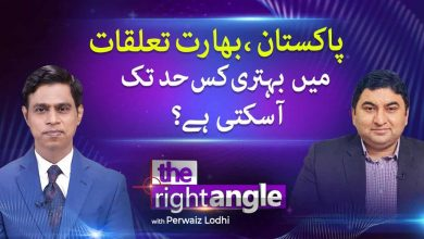 Exclusive Interview with Qamar Cheema on Pak India Relationship | The Right Angle | Voice of Nation