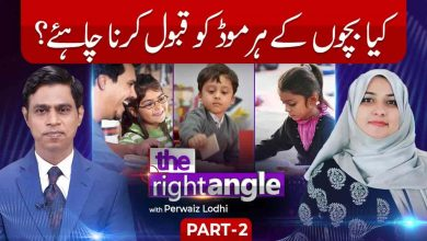 Meet Child Psychologist Tahira Bano | Understanding Your Child's Emotions | Voice of Nation | Part 2