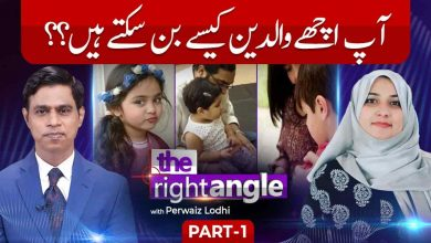 Meet Child Psychologist Tahira Bano | Understanding Your Child's Emotions | Voice of Nation | Part 1