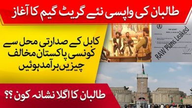 Kabul Presidential Palace | CIA, RAW, NDS NEXUS Beak - Media cells Exposed | Voice of Nation